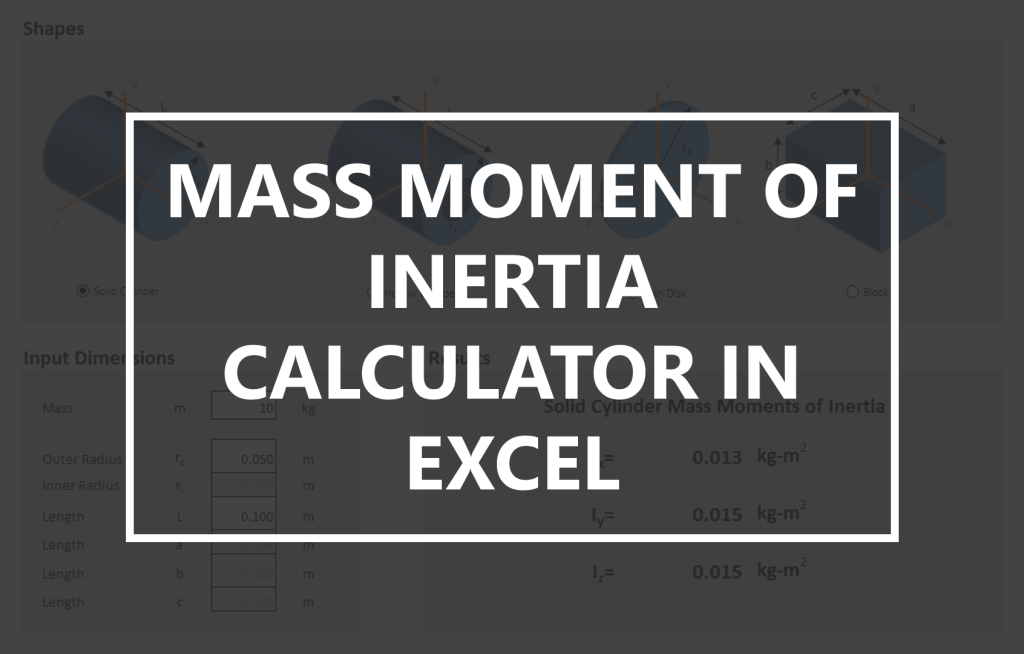 moment-of-inertia-calculator-in-excel