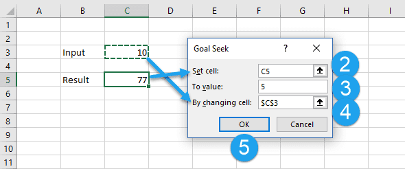 iteration excel