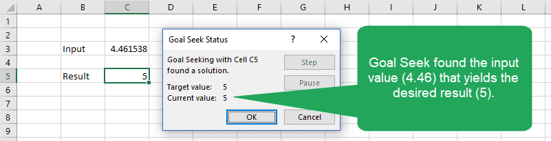 how to iterate in excel