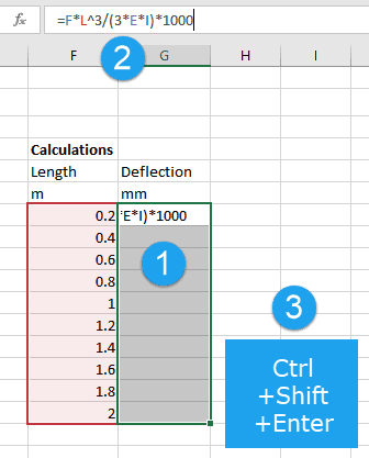 array formulas in excel