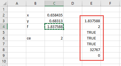 excel solver model saved to spreadsheet